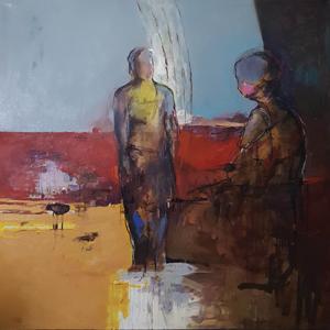 Sayed Hasan Al Sari, Time Is Over (2013)