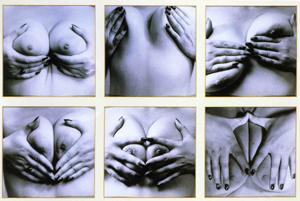 Friederike Pezold Breast Mechanism, 1973