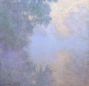 Claude Monet, Morning on the Seine, 1897.