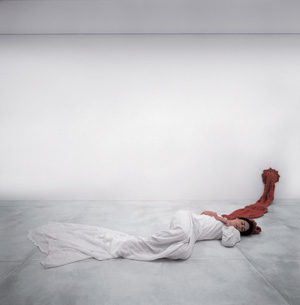 Laura Lima, Doped (Man=flesh / Woman=flesh), 1996