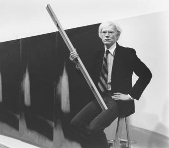 Andy Warhol Shadows, 1978-79