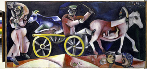Marc Chagall, Le marchand de bestiaux