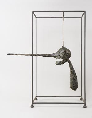 Alberto Giacometti The Nose (Le Nez), 1947