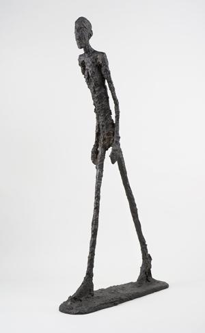Alberto Giacometti Walking Man I (Homme qui marche I), 1960