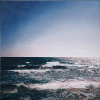 Gerhard Richter, Seascape [Seestück], 1998