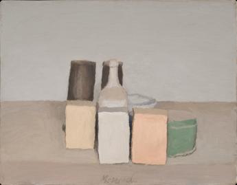Giorgio Morandi, Still Life (Natura morta), 1956