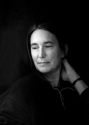 Portrait of Jenny Holzer Photo:NandaLanFranco
