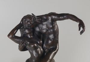 Auguste Rodin (1840-1917)  Eternal Spring