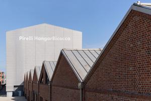 Outdoorspaces Pirelli HangarBicocca, Milan, 2018. Courtesy Pirelli HangarBicocca. Photo: Lorenzo Palmeri