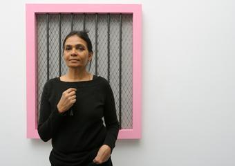 Sheela Gowda PortraitPhoto: Thierry Bal