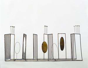 Fausto Melotti, Gli specchi (1975)