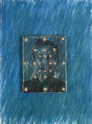 Giulio Paolini, Jasper Johns (1967)