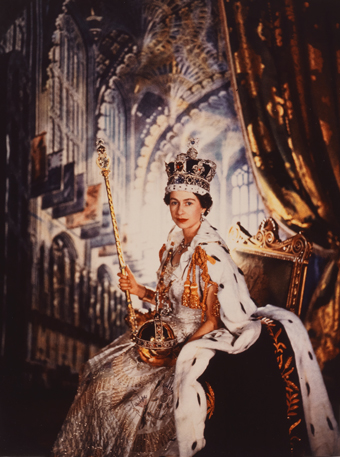 Cecil Beaton, Queen Elizabeth II (2 June 1953)