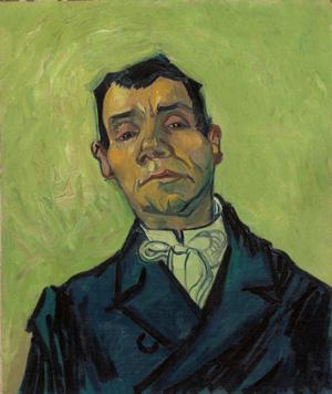 Vincent van Gogh, Portrait of a Man, end of October–mid-December 1888