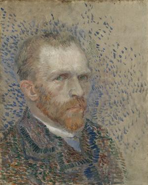 Vincent van Gogh, Self-Portrait, March–June 1887