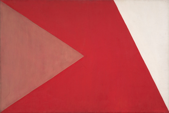 Alfredo Volpi, Untitled (early 1960s). Private collection, São Paulo