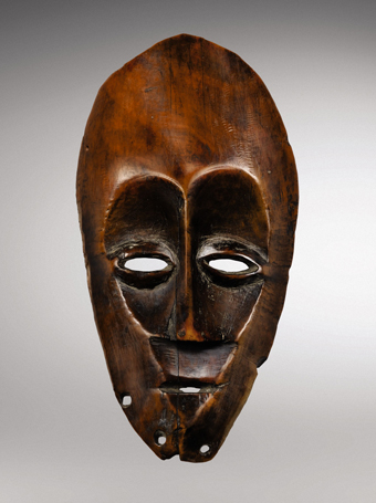 Lega Ivory Mask, Democratic Republic of the Congo