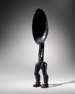 Dan, Spoon, Ivory Coast