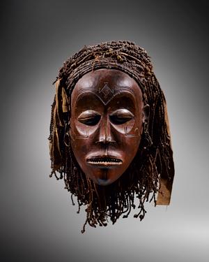 Chokwe, Mask, Angola