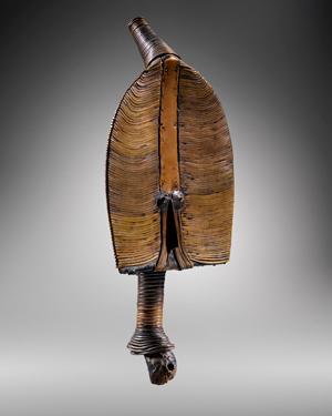 Kota Mahongwe, Reliquary Figure, Gabon