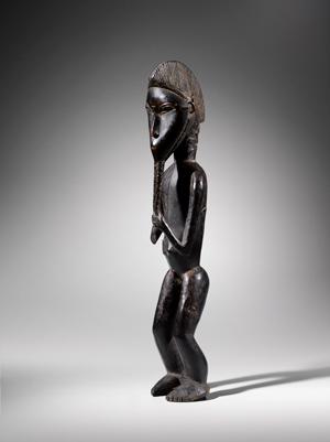 Baulé, Figure, Ivory Coast