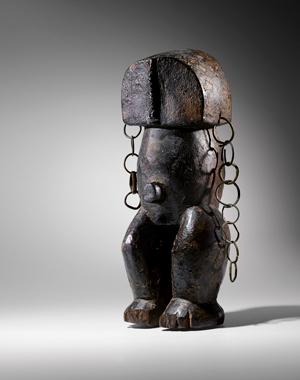 Zande, Figure, Democratic Republic of Congo
