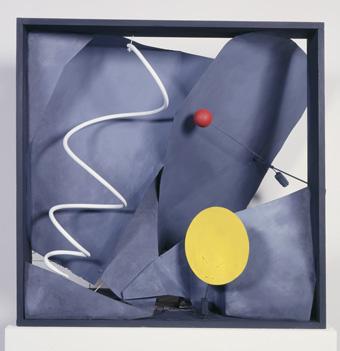 Alexander Calder, Black Frame