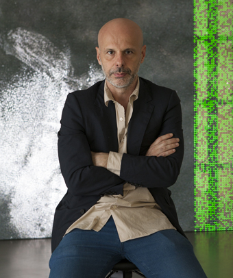 Philippe Parreno, 2014. Photo credit: Andrea Rossetti