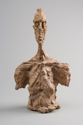Alberto Giacometti, Bust of Diego, c.1956.