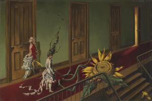 Dorothea Tanning, Eine Kleine Nachtmusik 1943