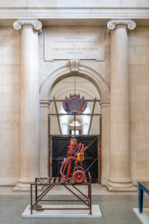 Tate Britain Commission 2019: Mike Nelson Installation view of The Asset Strippersat tate Britain, 2019 Photo: Tate (Matt Greenwood)