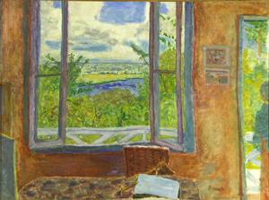 Window Open on the Seine (Vernon)