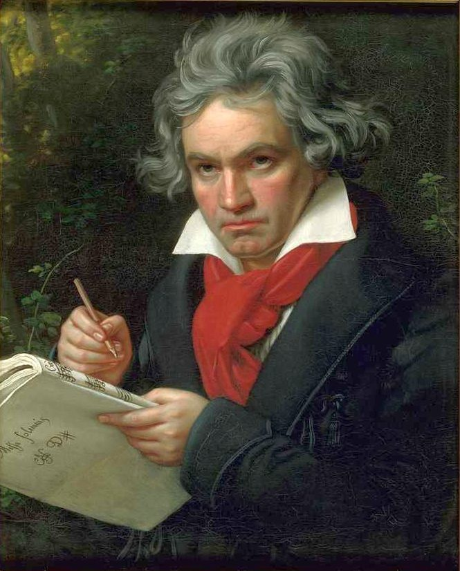 Beethoven - World. Citizen. Music