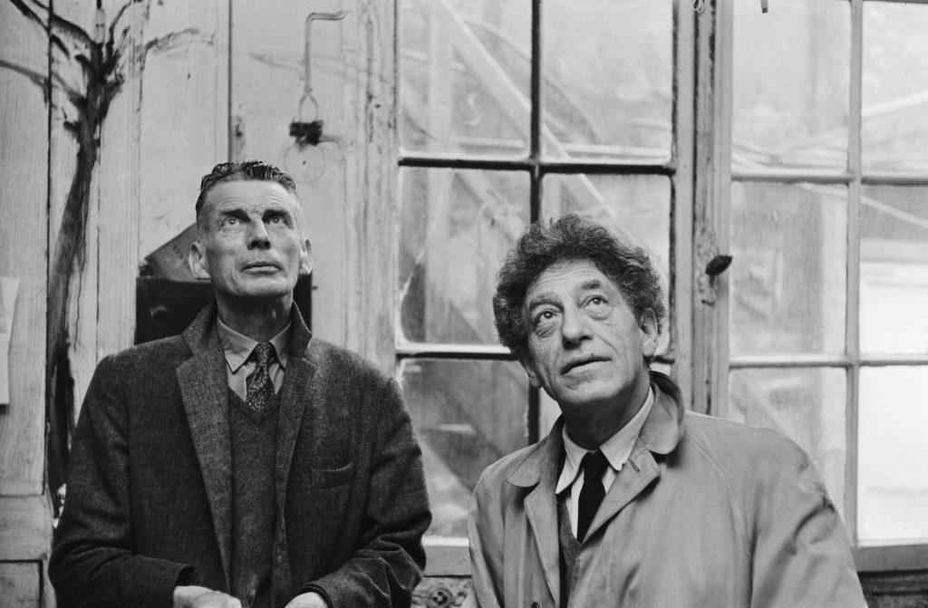 Giacometti / Beckett: Fail again. Fail Better