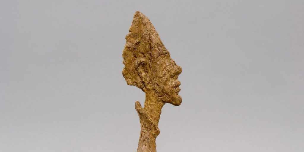 GIACOMETTI AND ANCIENT EGYPT